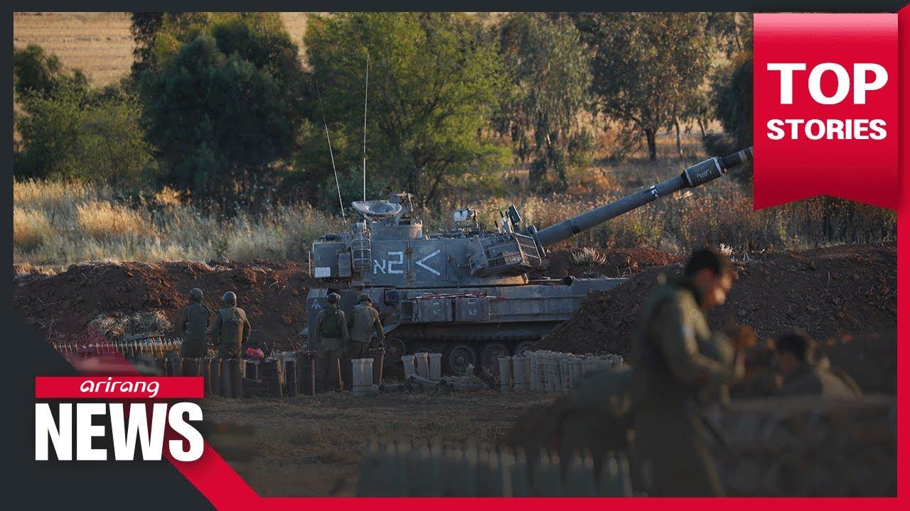 Israel begins ground operations against Hamas in Gaza