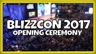 My Blizzcon 2017 Opening Ceremony Live Reaction! - VANILLA WoW, BATTLE FOR AZEROTH, AND MORE!