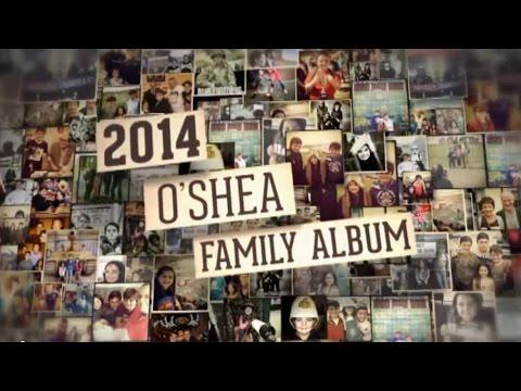 OShea Family Yearbook 2014