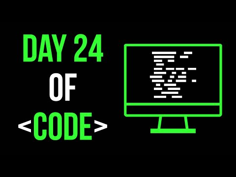 Day 24 of Code: Code Hangman from Scratch!