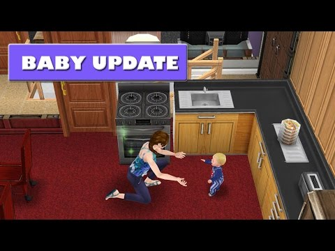 SIMS FREEPLAY BABY UPDATE