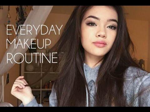Everyday Makeup Routine | viviannnv