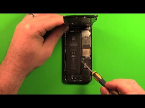 How To: Replace / Change Your iPhone 5 Battery - DIY Guide by ScandiTech (v2)