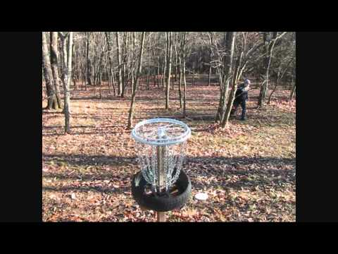 My Private Disc Golf Course/Hole #2 From the White Tee