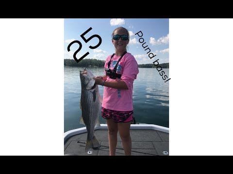 25 pound bass?! - bass addict nation