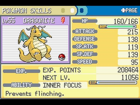 How To Get Dragonite In Pokemon FireRed