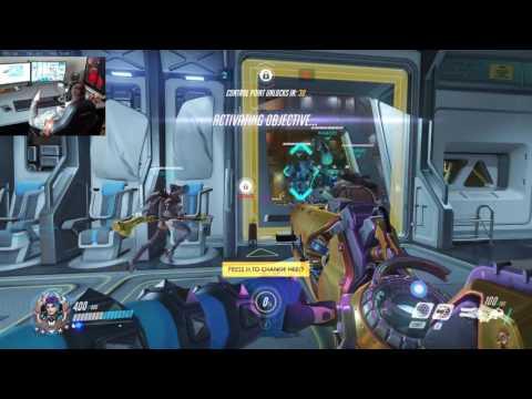 Overwatch solo Q Comp Stream