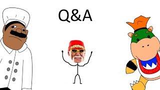 Nicktendo Q&A LIVE