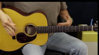 A Simple Chord Progression Trick You Should Know (acoustic guitar)