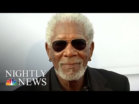 Morgan Freeman Pushes Back On Harassment Accusations: 'I Did Not Assault Women' | NBC Nightly News