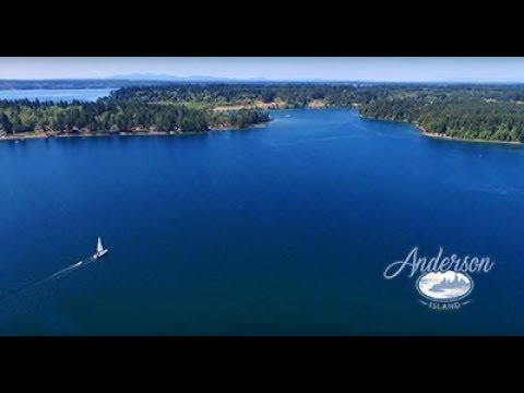 Puget Sound's Secret Island - Anderson Island Washington
