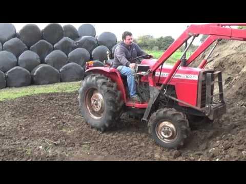 Massey ferguson 1030 with loader for sale