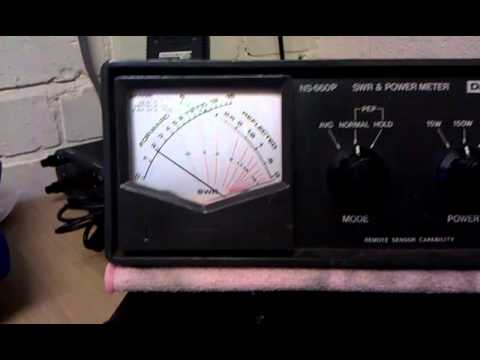 How to measure SSB power output properly on a TS590