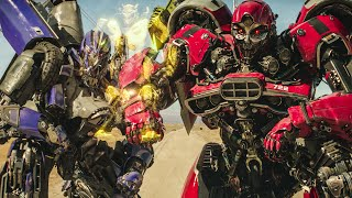 Decepticons arrive on Earth Scene - BUMBLEBEE (2018) Movie Clip