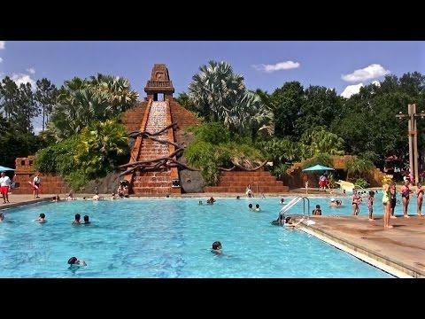 Disney's Coronado Springs Resort 2015 Tour and Overview   Walt Disney World