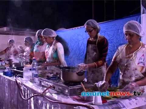 Women cooking contest at Sharjah: Gulf Round Up 23rd Dec 2013 Part 3