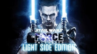 STAR WARS: The Force Unleashed All Cutscenes (Light Side Edition) Game Movie PC ULTRA 1080p 60FPS