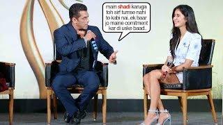 Salman Khan Gives HINT To Katrina Kaif to Marry Him At IFA-Awards-2k19 Ceremony