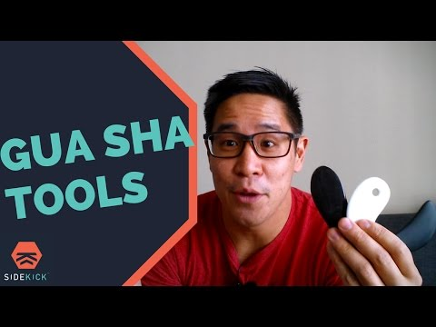 Gua Sha Tools - Plastic vs Jade vs Stone - Which one should you choose?