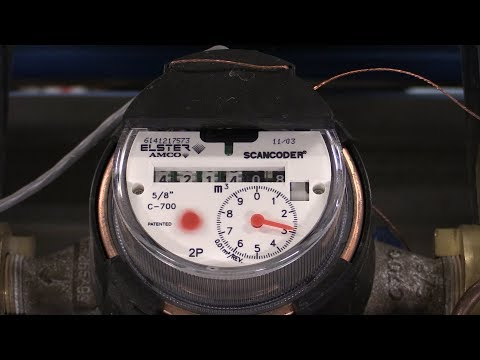Water Meter Replacement, Testing and Accuracy