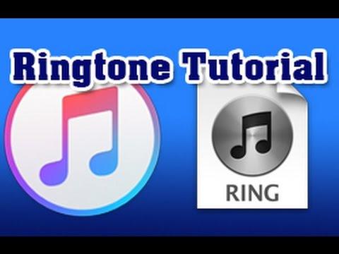Make iPhone ringtone itunes 12.3.2 Windows 10
