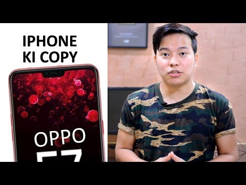 OPPO F7 in india Leaks & Rumors | Notch Like an iphone X