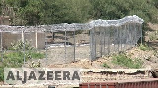 Pakistan fence to seal off Afghan border