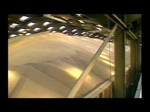BBC News at Ten: item on farm subsidy payment limits