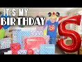 Michael's 5Th Birthday Party And A Huge Surprise Gift mp3