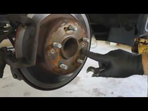 Brake & Rotor Replacement for 2008 Honda Accord - MB Motorsports