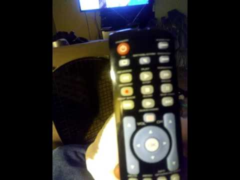 How to program your rca remote to your tv