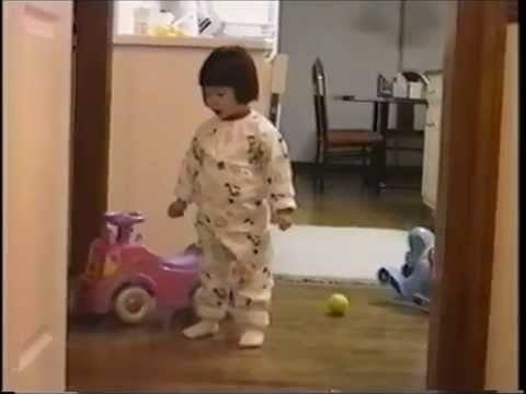 Funny, Cute, and Dancing Toddler