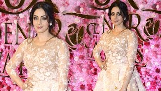 53 yr Old Sridevi, Mother Of 2 Children Is Looking Even More Beautiful Now