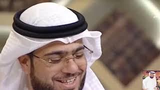 انهيار الشيخ وسيم يوسف بسبب اتصالين