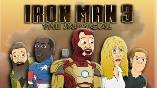 Download ♪ IRON MAN 3 THE MUSICAL - Animated Parody Video