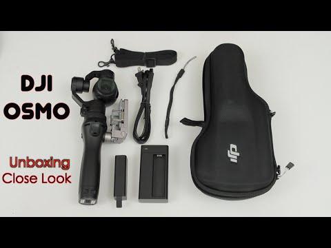 DJI Osmo Unboxing / Close Look