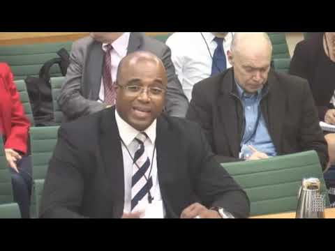 A lot of lessees have suffered - HCLG Select Committee - 10th December 2018