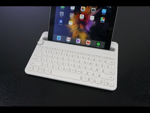 Logitech K480 Multi Device Bluetooth Keyboard Review