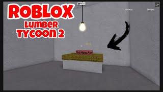 THE BEESAXE! [Beesmas Axe!] Roblox Lumber Tycoon 2