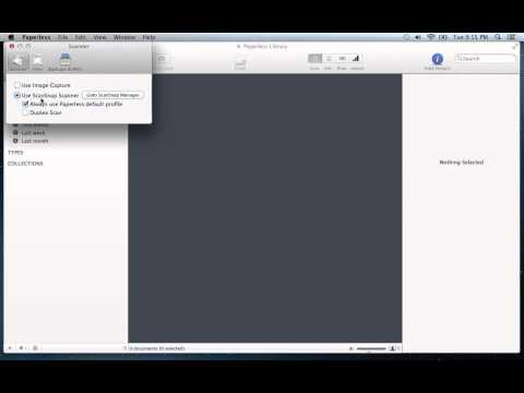 Using Mariner's Paperless for Mac and Windows
