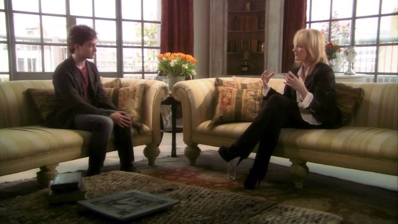 A Conversation between JK Rowling and Daniel Radcliffe