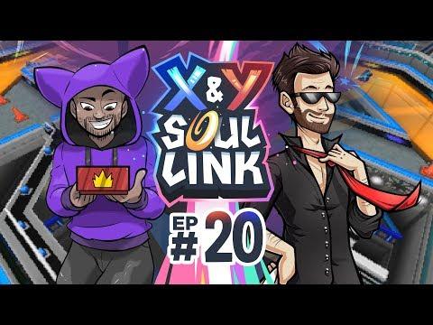 Pokémon X & Y Soul Link Randomized Nuzlocke w/ ShadyPenguinn - Ep 20