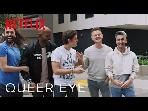Queer Eye   Netflix NERDS Makeover   Netflix