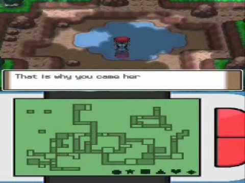 Pokemon Platinum - How To Catch Darkrai