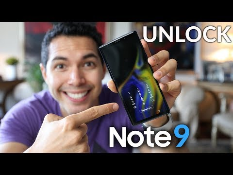 How To Unlock Galaxy Note 9 - Passcode & Carrier Unlock (AT&T, T-mobile, etc).