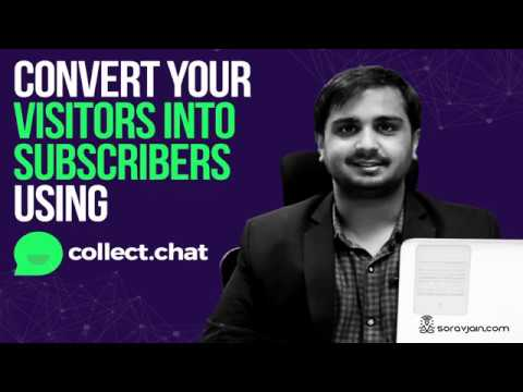 How To Create AI Chat Bot For Your Website Using Collect.Chat