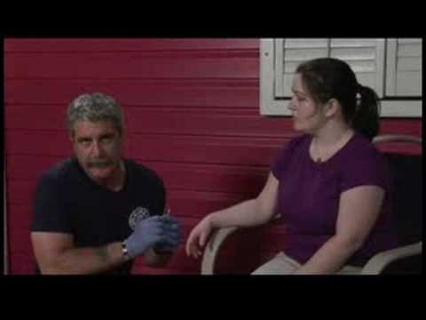 First Aid & Safety Procedures : How to Extract a Splinter