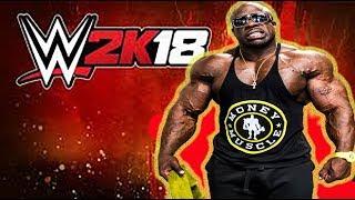 WWE 2K18 - CREATING MY SUPERSTAR | CAREER MODE (Gameplay Episode 1)