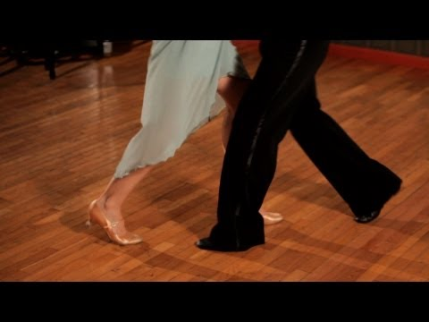 How to Do the Waltz Balance Step | Ballroom Dance