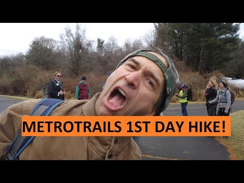 Metrotrails First Day Hike 2019